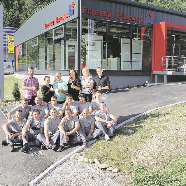 Fliesen Bagaric Team