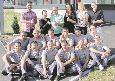 Mitarbeiter Fliesen Bagaric